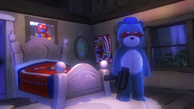 Naughty Bear - DLC: Level 8 - Screenshots - Bild 3