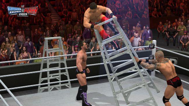 WWE SmackDown vs. Raw 2011 - Screenshots - Bild 16