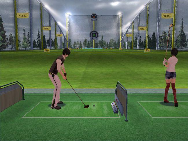 Golfstar - Screenshots - Bild 1