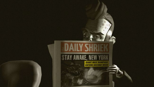 Sam & Max: The Devil's Playhouse Episode 5 - The City That Dares Not Sleep - Screenshots - Bild 5