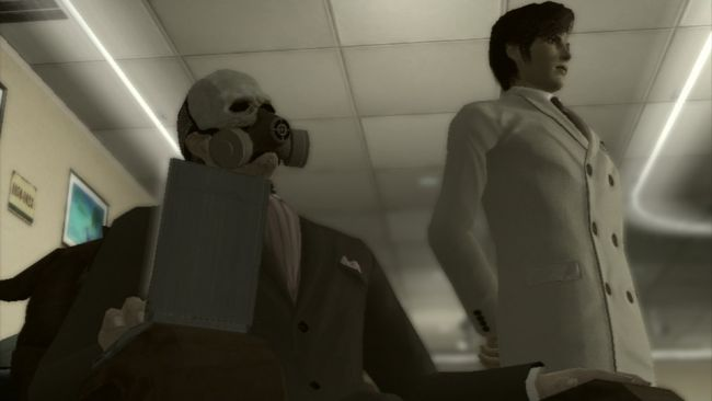 Deadly Premonition - Screenshots - Bild 2