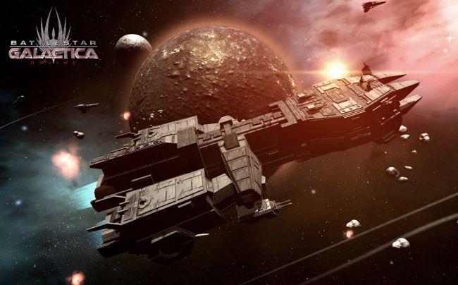 Battlestar Galactica Online - Screenshots - Bild 10