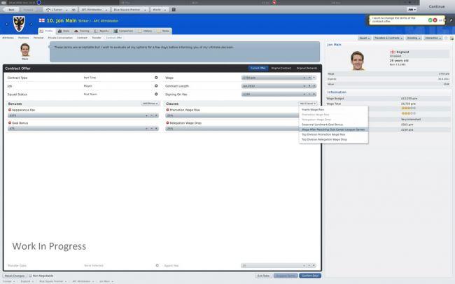 Football Manager 2011 - Screenshots - Bild 3