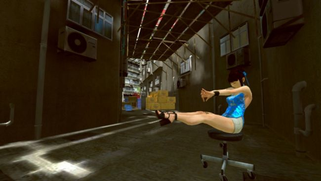 Kung Fu Rider - Screenshots - Bild 10
