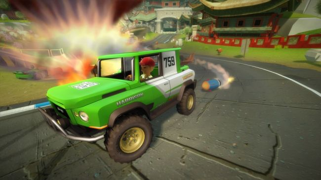 Kinect Joy Ride - Screenshots - Bild 1