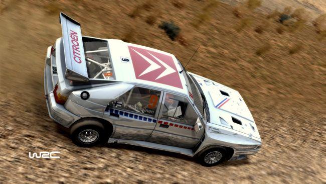 WRC - DLC: Gruppe B Fahrzeuge - Screenshots - Bild 1