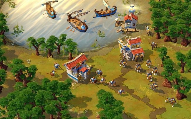 Age of Empires Online - Screenshots - Bild 10