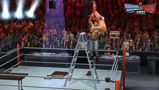 WWE SmackDown vs. Raw 2011 - Screenshots - Bild 11