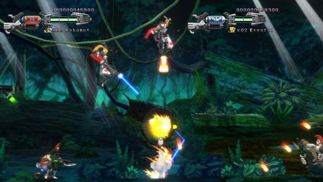 Hard Corps: Uprising - Screenshots - Bild 4