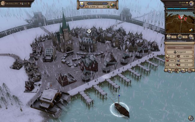 Patrizier IV - Screenshots - Bild 7