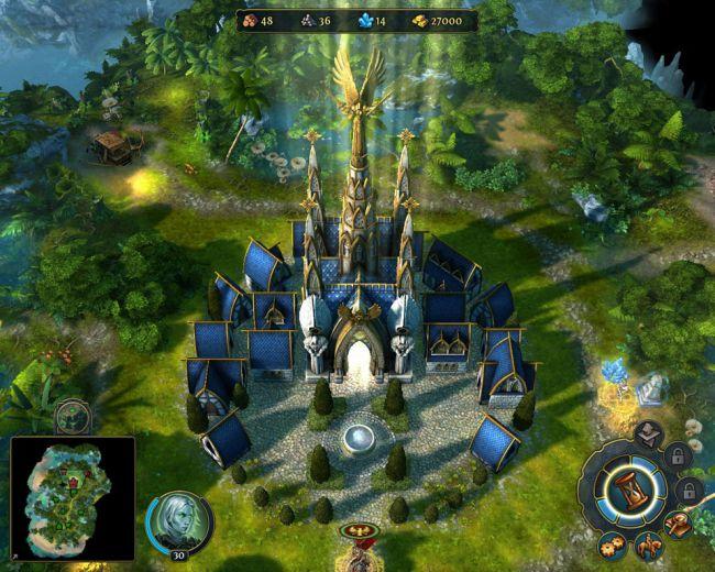 Might & Magic Heroes VI - Screenshots - Bild 4