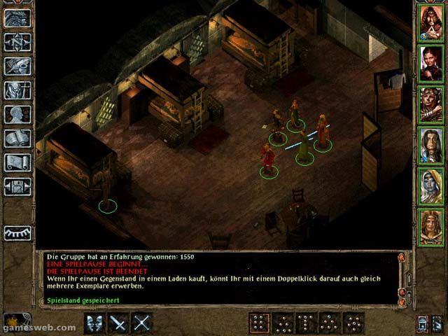 Baldur's Gate II: Thron des Bhaal - Screenshots - Bild 5