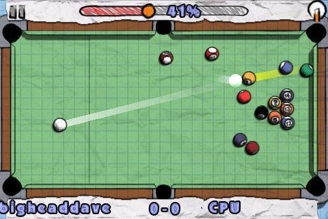 Doodle Pool - Screenshots - Bild 8
