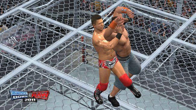 WWE SmackDown vs. Raw 2011 - Screenshots - Bild 14