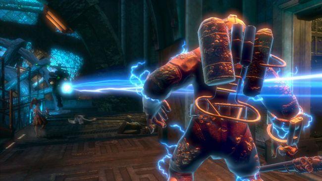 BioShock 2 - DLC: Minerva's Den - Screenshots - Bild 2