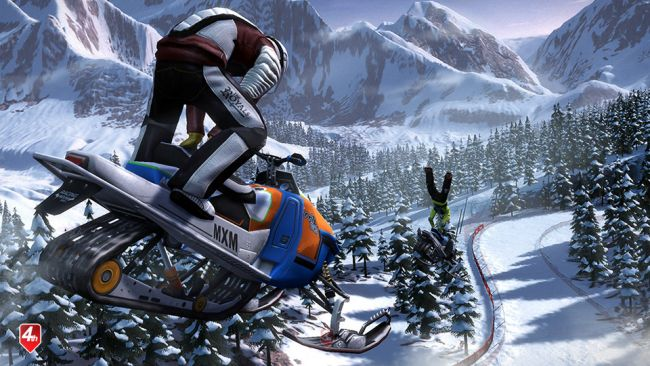 Winter Sports 2011 - Screenshots - Bild 4