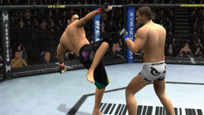 UFC Undisputed 2010 - Screenshots - Bild 5