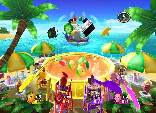 Pac-Man Party - Screenshots - Bild 3