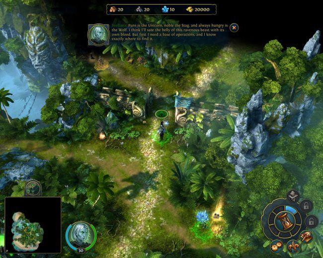 Might & Magic Heroes VI - Screenshots - Bild 1
