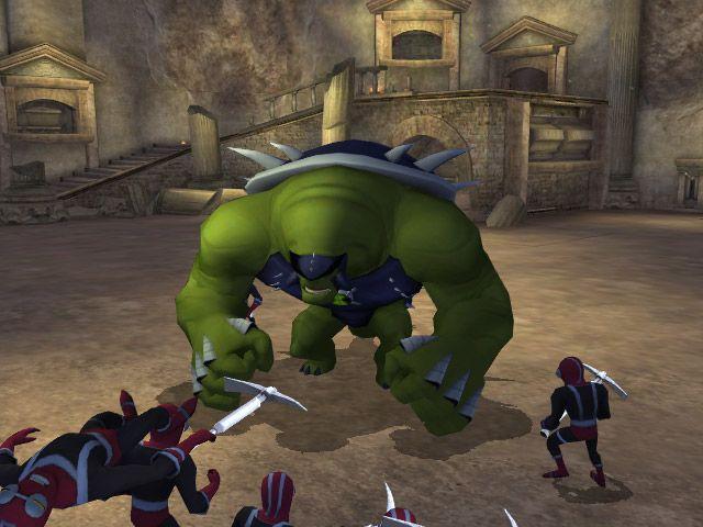 Ben 10 Ultimate Alien: Cosmic Destruction - Screenshots - Bild 4