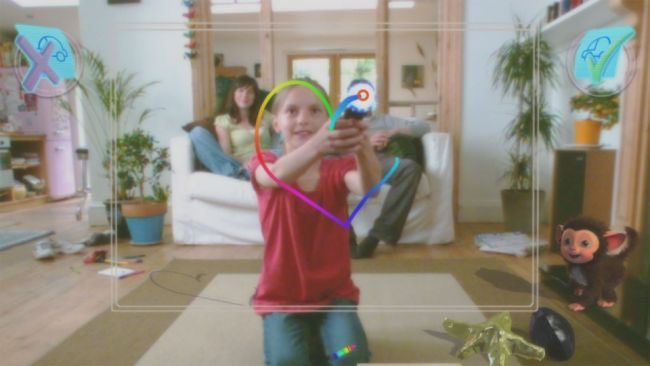 EyePet Move Edition - Screenshots - Bild 7