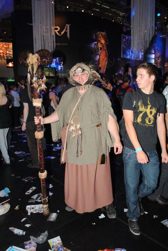 gamescom 2010 - Cosplay Highlights Aufwendig, witzig und verstörend - Artworks - Bild 22
