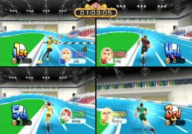 Family Party: Fitness Fun - Screenshots - Bild 3