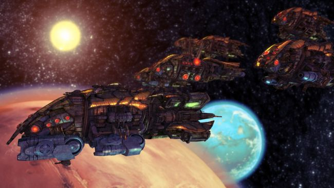 Sword of the Stars II - Screenshots - Bild 1