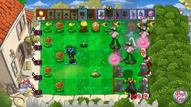 Pflanzen gegen Zombies - Screenshots - Bild 8