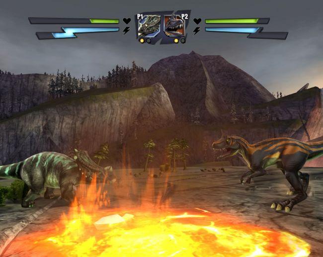 Kampf der Giganten: Angriff der Dinosaurier - Screenshots - Bild 7