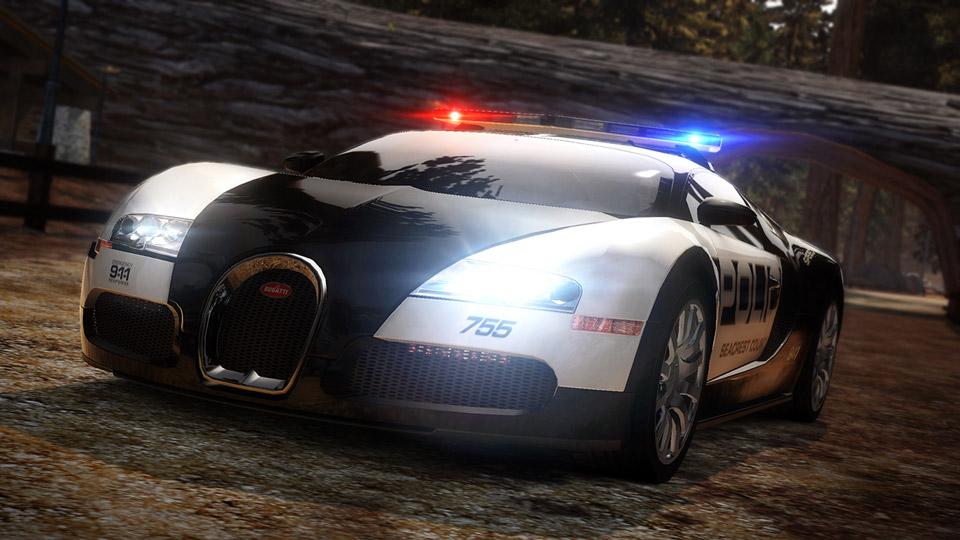 Need For Speed Hot Pursuit Ea Sucht Schauspieler Für Den Film
