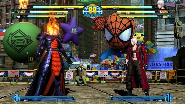 Marvel vs. Capcom 3: Fate of Two Worlds - Screenshots - Bild 21