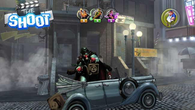 The Shoot - Screenshots - Bild 9