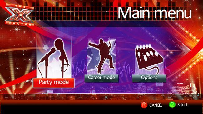 X Factor - Screenshots - Bild 5