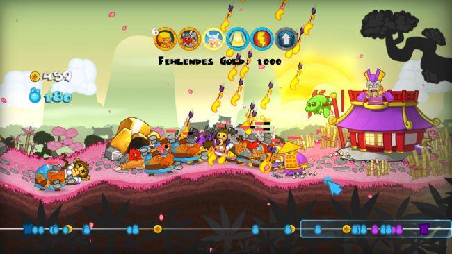Swords & Soldiers - Screenshots - Bild 2