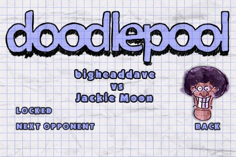 Doodle Pool - Screenshots - Bild 2