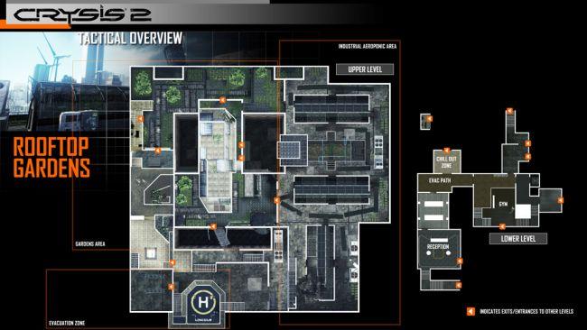 Crysis 2 - Multiplayer-Karten - Artworks - Bild 2