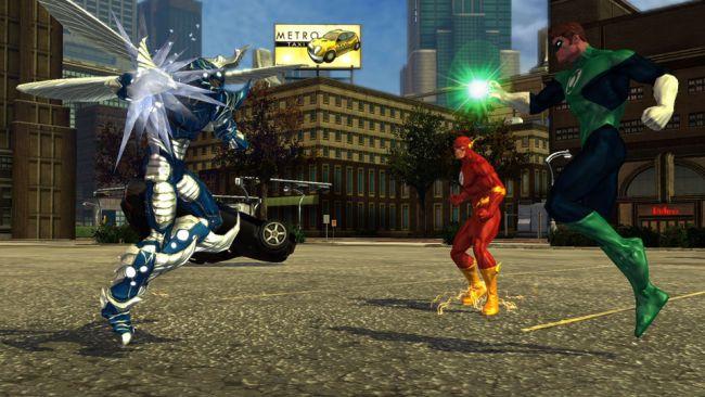 DC Universe Online - Screenshots - Bild 17