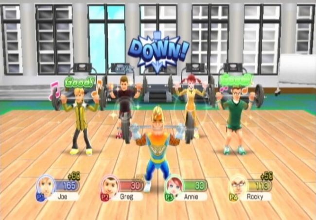 Family Party: Fitness Fun - Screenshots - Bild 5