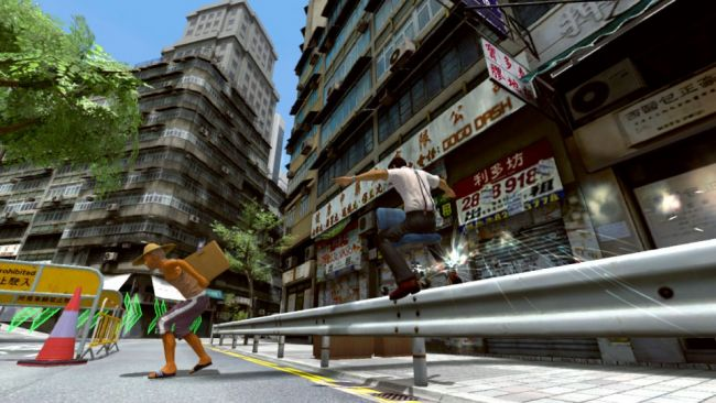 Kung Fu Rider - Screenshots - Bild 7