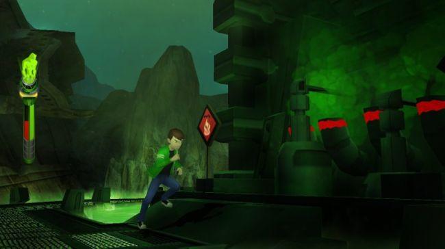 Ben 10 Alien Force: Vilgax Attacks - Screenshots - Bild 3