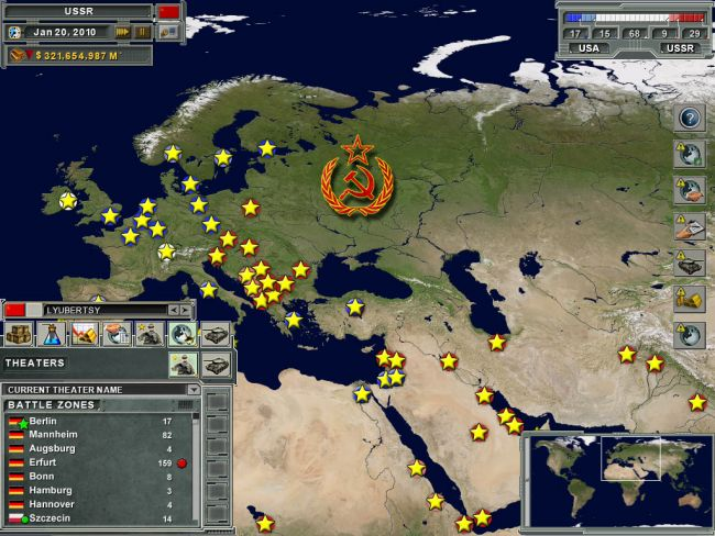Supreme Ruler: Cold War - Screenshots - Bild 11