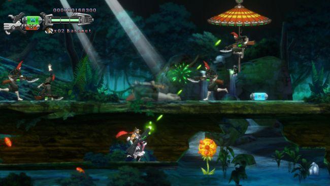 Hard Corps: Uprising - Screenshots - Bild 2