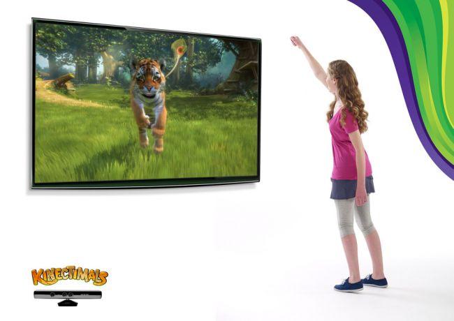 Kinectimals - Fotos - Artworks - Bild 3