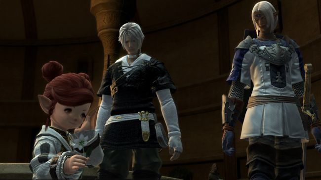 Final Fantasy XIV Online - Screenshots - Bild 31