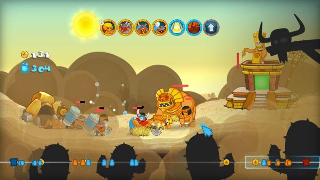 Swords & Soldiers - Screenshots - Bild 3