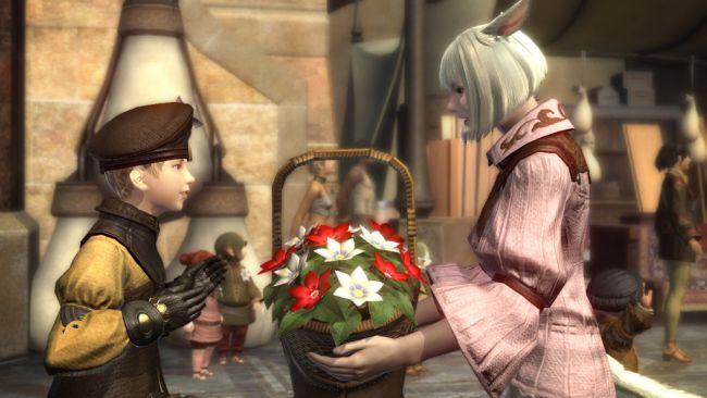 Final Fantasy XIV Online - Screenshots - Bild 40