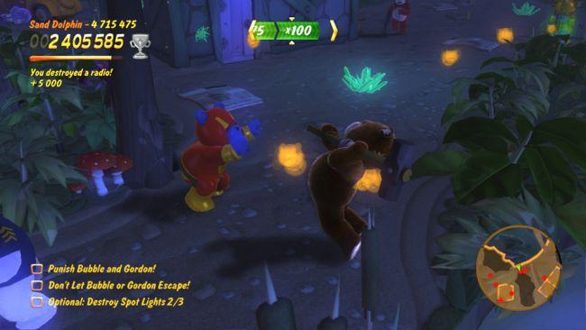 Naughty Bear - DLC: Level 8 - Screenshots - Bild 1