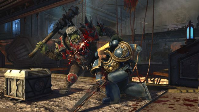 Warhammer 40.000: Space Marine - Screenshots - Bild 7