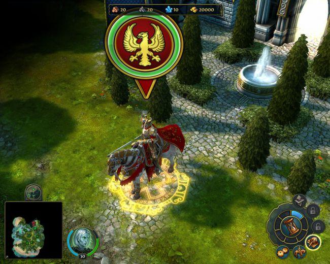 Might & Magic Heroes VI - Screenshots - Bild 2